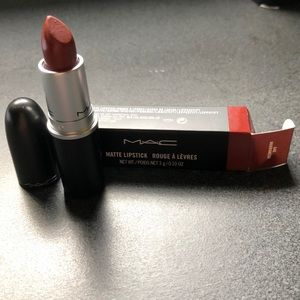 MAC Cosmetics Matte Lipstick in Marrakesh